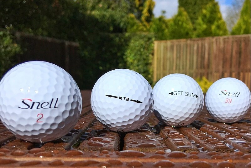 Top 4 Snell Golf Balls Review