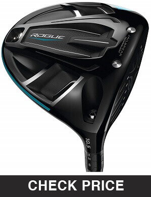Callaway Golf Men's Rogue Driver