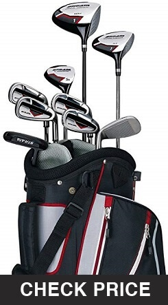 Callaway Men's Strata Complete Golf Set