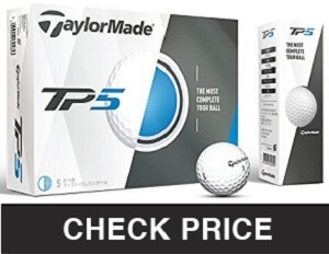 TaylorMade TP5 Prior Generation Golf Balls