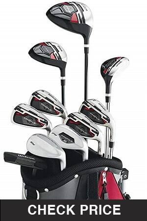 Wilson Men's Profile XD Complete Golf Set