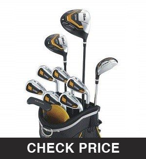 Wilson Men's Ultra Complete Package Golf Set